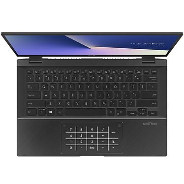 Avis ASUS Zenbook Flip 14 UX463FA-AI032R avec NumberPad