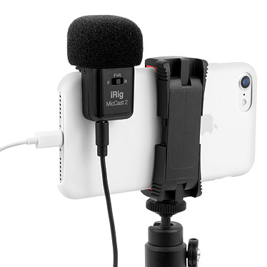 Avis IK Multimedia iRig Mic Cast 2