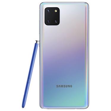 Samsung Galaxy Note 10 Lite SM-N770 Argent (6 Go / 128 Go) pas cher