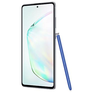 Avis Samsung Galaxy Note 10 Lite SM-N770 Argent (6 Go / 128 Go)