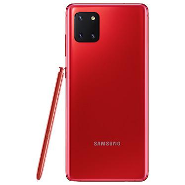 Samsung Galaxy Note 10 Lite SM-N770 Rouge (6 Go / 128 Go) pas cher