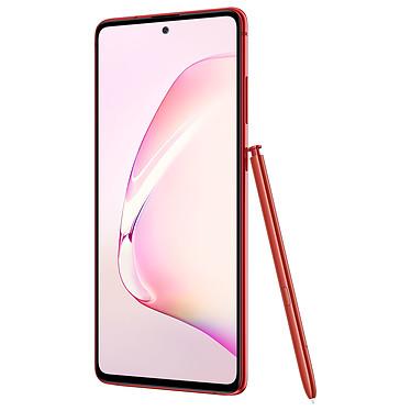 Avis Samsung Galaxy Note 10 Lite SM-N770 Rouge (6 Go / 128 Go)