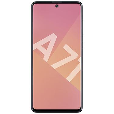 "Samsung Galaxy A71 Plato Smartphone 4G-LTE Dual SIM - Snapdragon 730 8-Core 2.2 Ghz - RAM 6 GB - Pantalla táctil Super AMOLED 6.7"" 1080 x 2400 - 128 GB - NFC/Bluetooth 5.0 - 4500 mAh - Android 10"