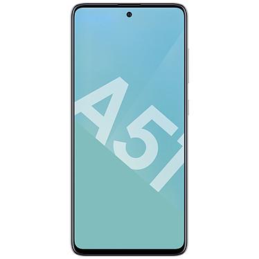"Samsung Galaxy A51 Blanc Smartphone 4G-LTE Dual SIM - Exynos 9611 8-Core 2.3 Ghz - RAM 4 Go - Ecran tactile Super AMOLED 6.5"" 1080 x 2400 - 128 Go - NFC/Bluetooth 5.0 - 4000 mAh - Android 10"