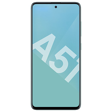 "Samsung Galaxy A51 Bleu Smartphone 4G-LTE Dual SIM - Exynos 9611 8-Core 2.3 Ghz - RAM 4 Go - Ecran tactile Super AMOLED 6.5"" 1080 x 2400 - 128 Go - NFC/Bluetooth 5.0 - 4000 mAh - Android 10"