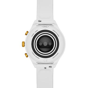 Acheter Fossil Sport 41 Smartwatch (41 mm / Silicone / Jaune)