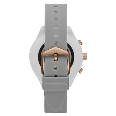 Fossil Sport 41 Smartwatch (41 mm / Silicone / Gris) pas cher
