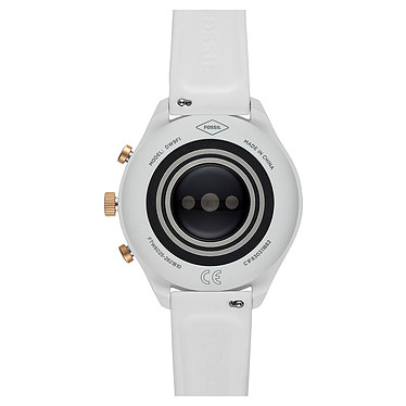 Comprar Fossil Sport 41 Smartwatch (41 mm / Silicona / Gris)