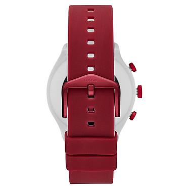Fossil Sport 43 Smartwatch (43 mm / Silicona / Rojo) a bajo precio