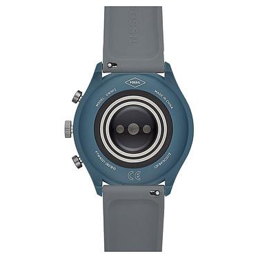 Acheter Fossil Sport 43 Smartwatch (43 mm / Silicone / Bleu Fumé)