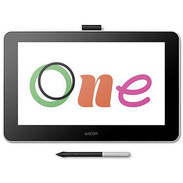 """Wacom One Tablette graphique tactile avec écran Full HD 13.3"""" et stylet Wacom One Pen (PC / Mac / Android)"""