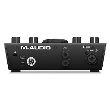 Opiniones sobre M-Audio Air 192 4