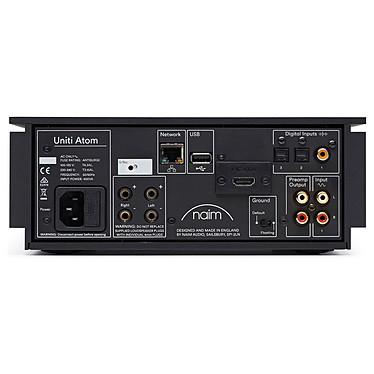 Avis Naim Uniti Atom + Focal Aria 906 Black High Gloss