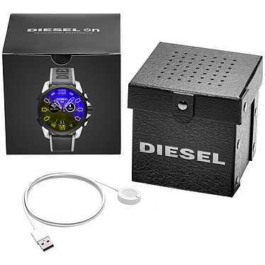 Diesel On Full Guard 2.5 Gen.4 (48 mm / Nylon / Gris) a bajo precio