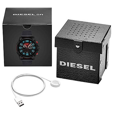 Opiniones sobre Diesel On Full Guard 2.5 Gen.4 (47 mm / Silicona / Negro)