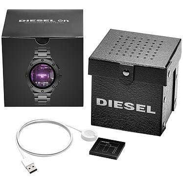Diesel On Axial Gen.5 (48 mm / Acier / Gris) pas cher