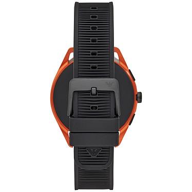 Avis Emporio Armani Connected Smartwatch 3 Gen.5 (44.5 mm / Caoutchouc / Noir et Orange)
