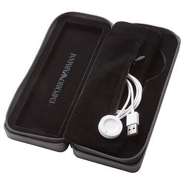 Comprar Emporio Armani Connected Smartwatch 3 Gen.5 (44.5 mm / Goma / Blanco y Negro)