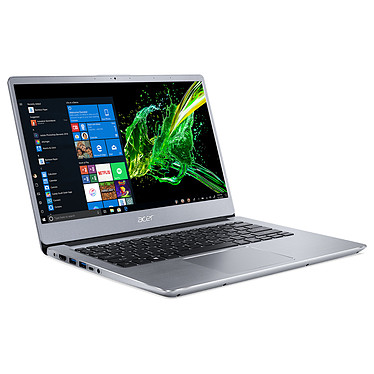 "Acer Swift 3 SF314-41-R9QB AMD Ryzen 3 3200U 8 Go SSD 256 Go 14"" LED Full HD Wi-Fi AC/Bluetooth Webcam Windows 10 Famille 64 bits"