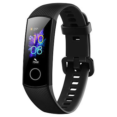 """Honor Band 5 Noir Bracelet connecté - étanche 50m - écran couleur AMOLED de 0.95"""" - résolution 120 x 240 pixels -  Bluetooth 4.2 - 100 mAh - iOS/Android"""