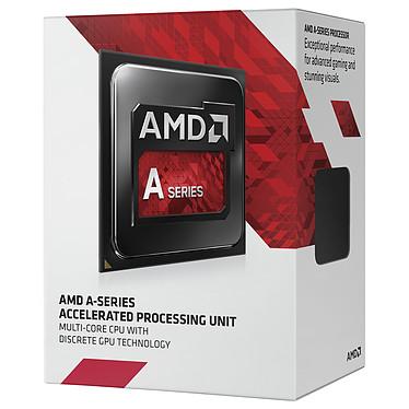 AMD A6-7480 (3.5 GHz) Processeur Dual-Core 2-Threads socket FM2+ Cache L2 1 Mo Radeon R5 series 0.028 micron (version boîte - garantie constructeur 3 ans)