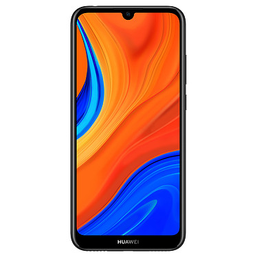 "Huawei Y6s Noir Smartphone 4G-LTE Advanced Dual SIM - MediaTek MT6765 Octo-Core 2.3 GHz - RAM 3 Go - Ecran tactile 6.09"" 720 x 1560 - 32 Go - Bluetooth 4.2 - 3020 mAh - Android 9.0"
