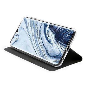 Comprar Akashi Estuche Folio Portatarjetas Negro Xiaomi Mi Note 10 y Mi Note 10 Pro
