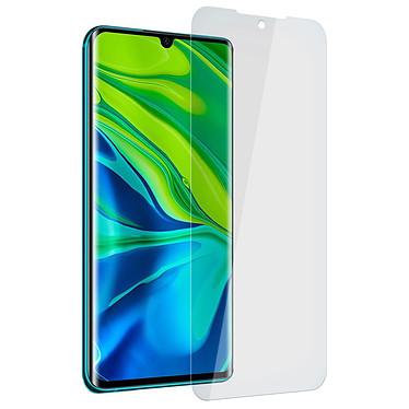Akashi Film Verre Trempé 3D Incurvé Xiaomi Mi Note 10 et Mi Note 10 Pro Film de protection intégral 3D incurvé en verre trempé pour Xiaomi Mi Note 10 et Mi Note 10 Pro