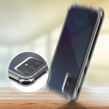 Acheter Akashi Coque TPU Angles Renforcés Samsung Galaxy A71