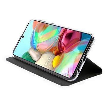 Opiniones sobre Akashi Estuche Folio Portatarjetas Negro Samsung Galaxy A71