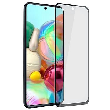 Akashi Film Verre Trempé 2.5D Galaxy A71 Film de protection intégral 2.5D en verre trempé pour Samsung Galaxy A71