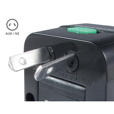 Acheter Akashi Adaptateur Universel de voyage 150 Pays avec 2 ports USB