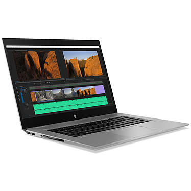 "HP ZBook Studio G5 (6TW42EA) Intel Core i7-9750H 16 Go SSD 512 Go 15.6"" LED Full HD NVIDIA Quadro P2000 4 Go Wi-Fi AC/Bluetooth Webcam Windows 10 Professionnel 64 bits"