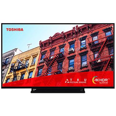 """Toshiba 55VL3A63DG Téléviseur LED 4K Ultra HD 55"""" (140 cm) 16/9 - 3840 x 2160 pixels - HDR - Wi-Fi - Bluetooth - 2000 Hz - Son 2.0 Onkyo 20W"""