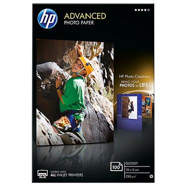 HP Q8692A HP Papier Photo Advanced 10 x 15 cm, papier glacé (100 feuilles)