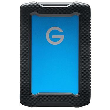 "G-Technology ArmorATD 4 To Disque dur externe 2.5"" 4 To robuste sur port USB-C 3.0 (PC/Mac)"