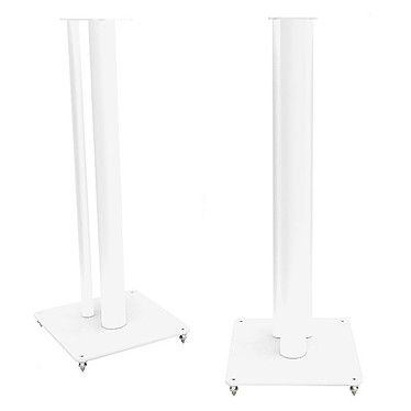 Q Acoustics Q 3000FSi Blanc Pack de 2 pieds en acier pour enceintes Q3010i/Q3020i