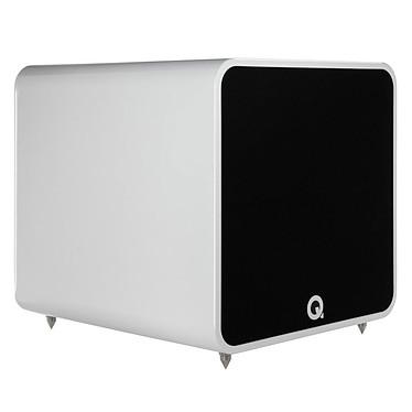 Q Acoustics QB12 Blanc Mat Caisson de basses actif 220W