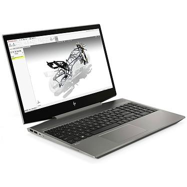 "HP ZBook 15V G5 (6TR87EA) Intel Core i5-9300H 8 Go SSD 256 Go 15.6"" LED Full HD NVIDIA Quadro P620 4 Go Wi-Fi AC/Bluetooth Windows 10 Professionnel 64 bits"