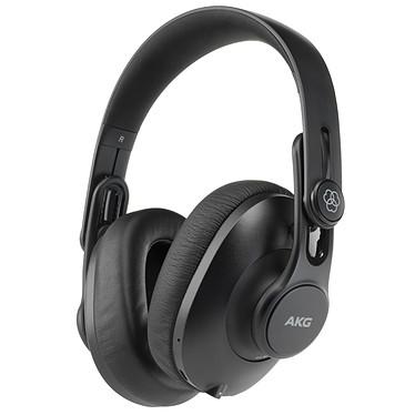 AKG K361-BT Casque circum-aural fermé sans fil - Hi-Fi / Monitoring / Streaming - Bluetooth 5.0 - Autonomie 24h - Commandes/Micro - Pliable - Câbles amovibles