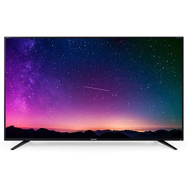 "Sharp 40BJ2E TV LED Ultra HD 4K 40"" (102 cm) - 3840 x 2160 píxeles - HDR - Wi-Fi - 400 Hz - Sonido 2.0 Harman/Kardon 20W"