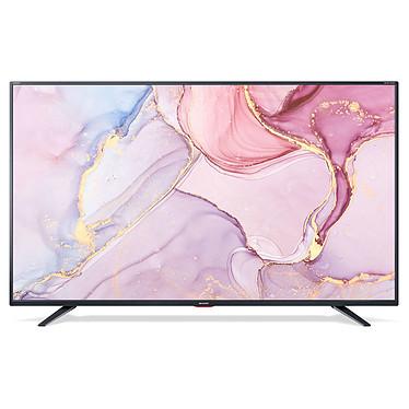 """Sharp 55BJ5E Téléviseur LED 4K Ultra HD 55"""" (140 cm) - 3840 x 2160 pixels - HDR - Wi-Fi - 400 Hz - Son 2.0 Harman/Kardon 20W"""
