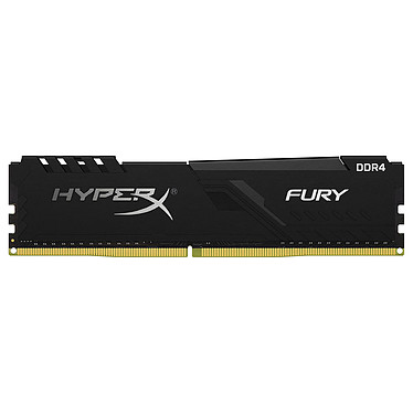 HyperX Fury 32 Go DDR4 2400 MHz CL15 RAM DDR4 PC4-19200 - HX424C15FB3/32