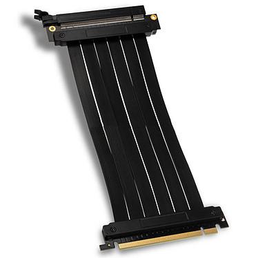 Kolink Riser PCIe 3.0 x16 (30 cm) Adaptateur PCI-Express 3.0 16x - Nappe 30 cm