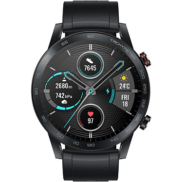 Opiniones sobre Honor MagicWatch 2 (46 mm / Negro)
