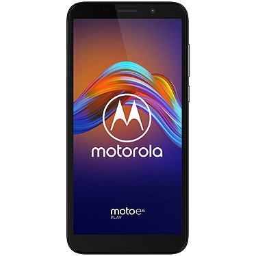 Motorola Moto e6 Play Noir