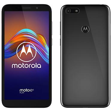 Avis Motorola Moto e6 Play Noir