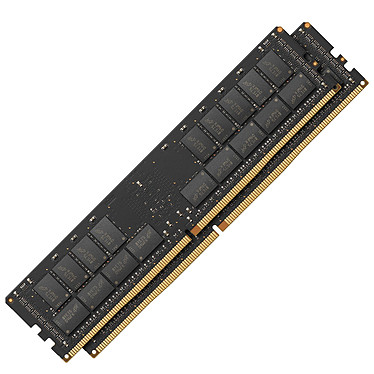 Apple DDR4 32 Go (2 x 16 Go) 2933 MHz ECC Registered Kit Dual Channel RAM DDR4 PC4-23400 pour Apple Mac Pro 2019 - MX1H2G/A