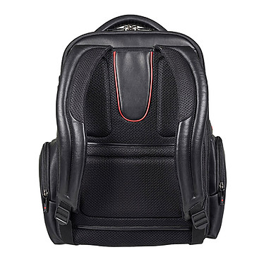 "Avis Samsonite PRO-DLX LTH Backpack 15.6"" Noir"