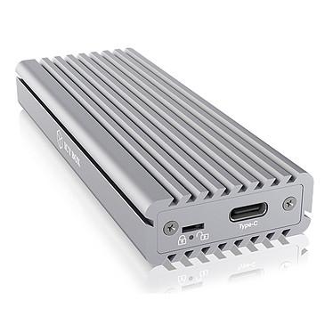 ICY BOX IB-1817MA-C31 Boîtier pour disque SSD M.2 NVMe sur port USB 3.1 Type C